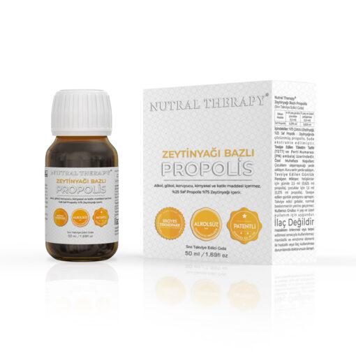 Nutral Therapy Zeytinyağı Bazlı Propolis 50 ml