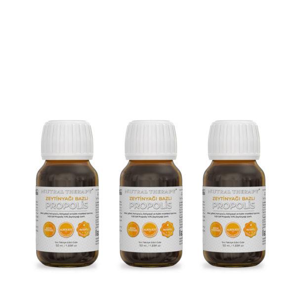 Nutral Therapy Zeytinyağı Bazlı Propolis