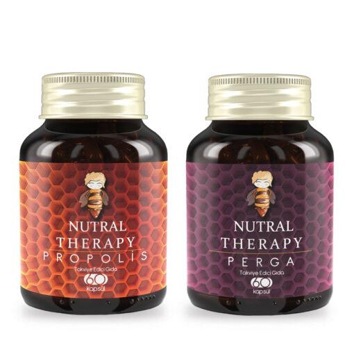 Nutral Therapy Propolis Perga Arı Ekmeği