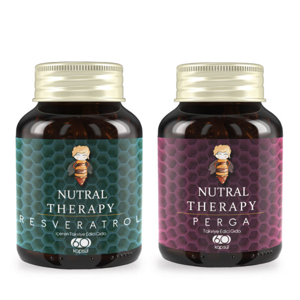 Nutral Therapy Resveratrol Perga