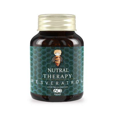Nutral Therapy Resveratrol Kapsül